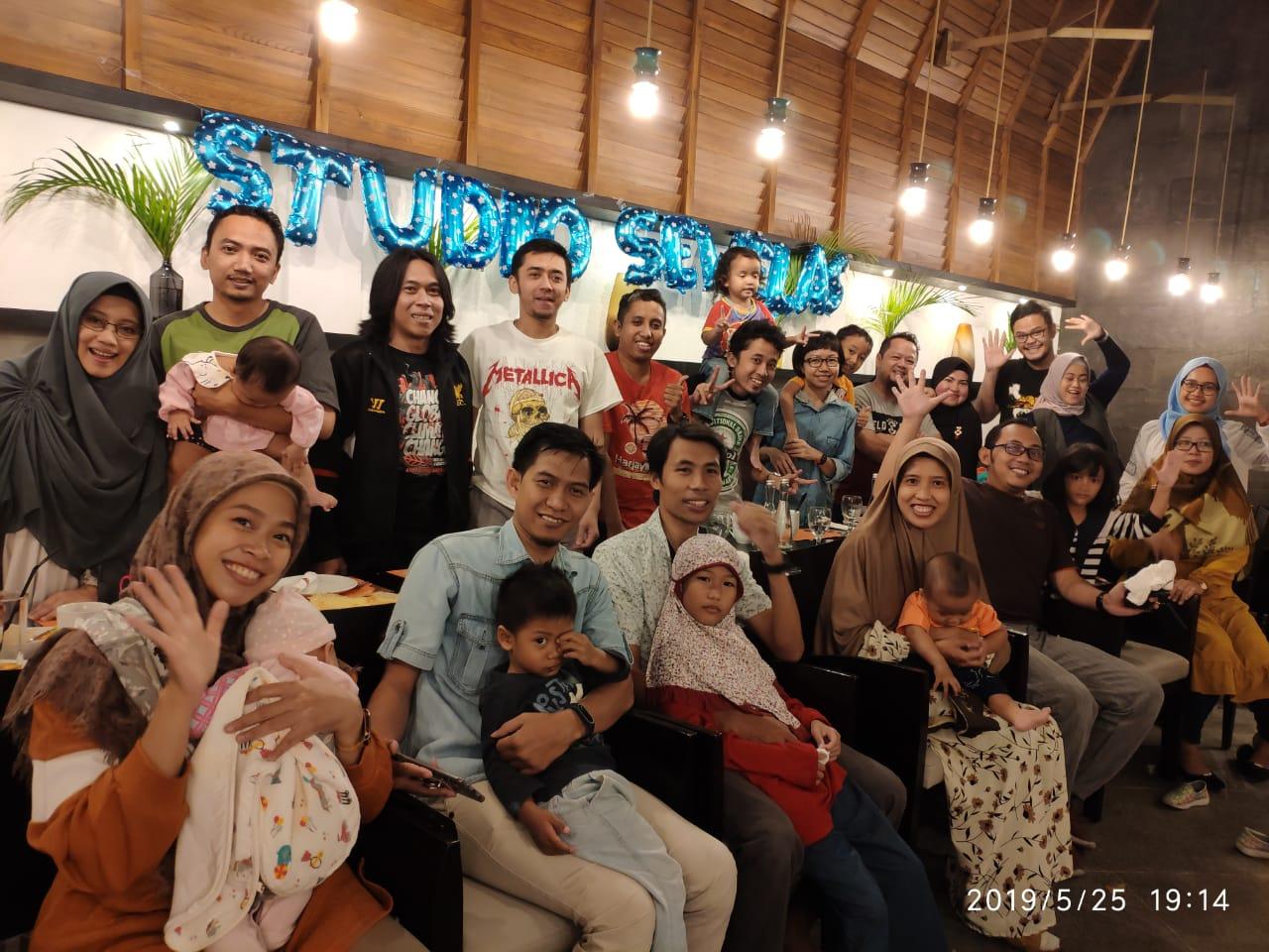 StudioSewelas Jakarta Bukber 2019